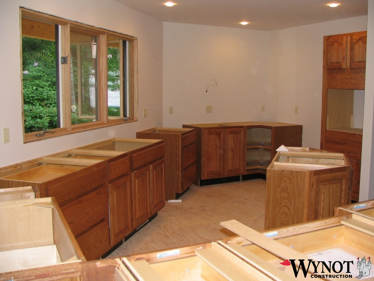 Check Out Some Of Our Cabinet Projects: