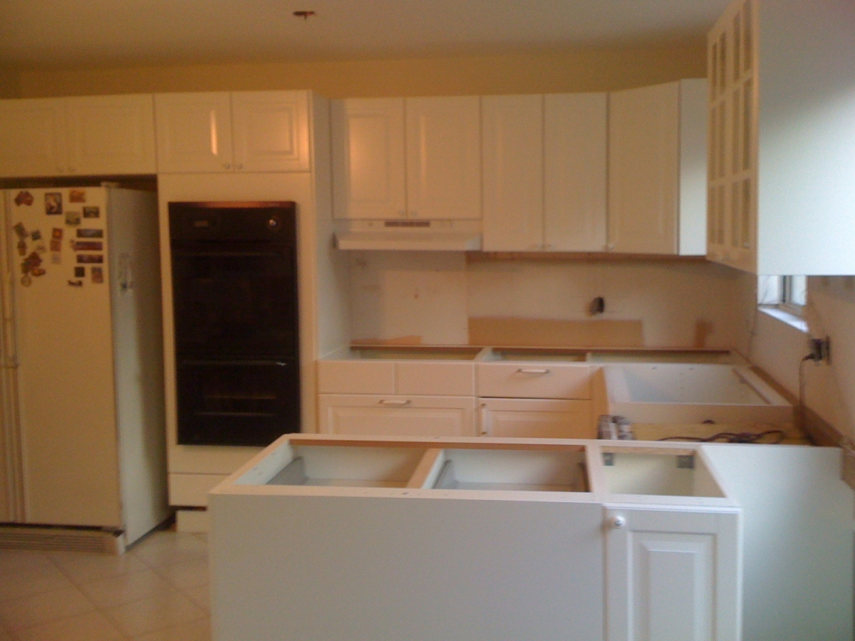 Ikea Kitchen Design Service Kitchen Bathroom Cabinet Installation Wynot Construction